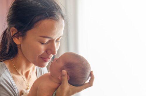 אמא אחרי הלידה פער בין מציאות לדמיון