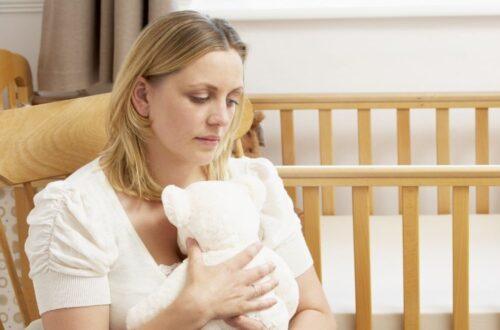 אמהות בוכות אחרי לידה