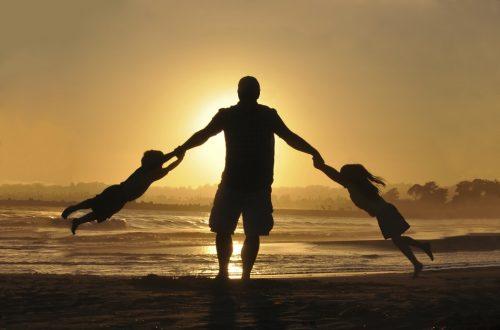 להיות אבא שותף בהורות