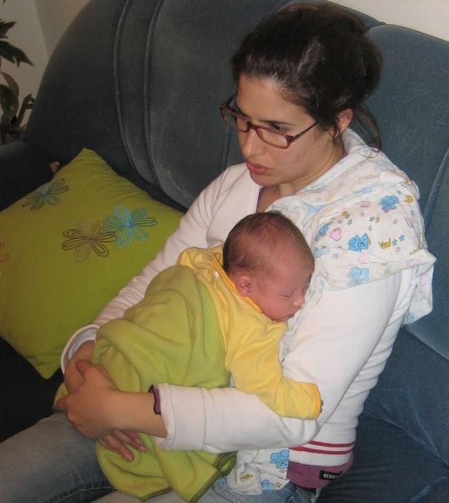 ליווי רגשי לנשים אחרי לידה| המעבר להורות